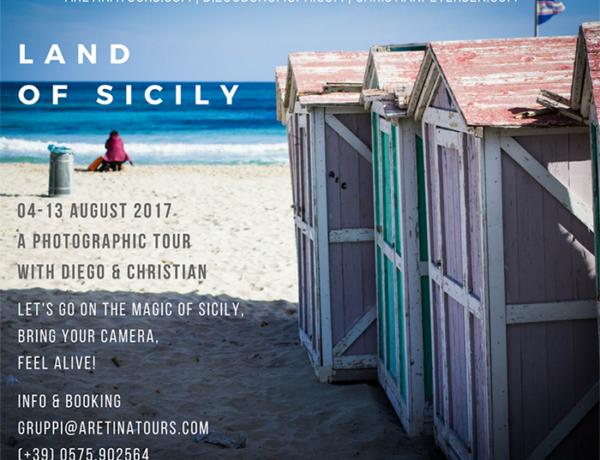 Sicily Photographic Tour 4-13 August 2017