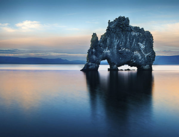 Iceland, paradise for nature lovers