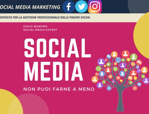 Gestione social media? Scopri di più
