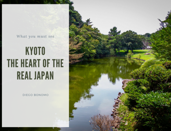 Kyoto, a travel into the heart of Japan