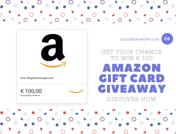 Win a €100 Amazon gift card. Discover how!