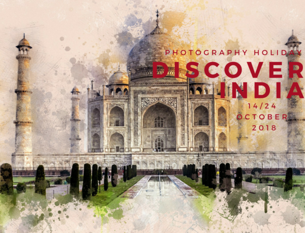 India photography holiday, discover with us