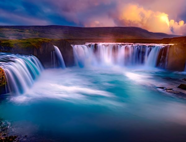 Most excellent countries, Iceland at the top