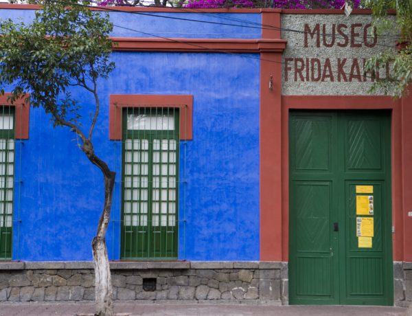 Blue House, the private world of Frida Kahlo
